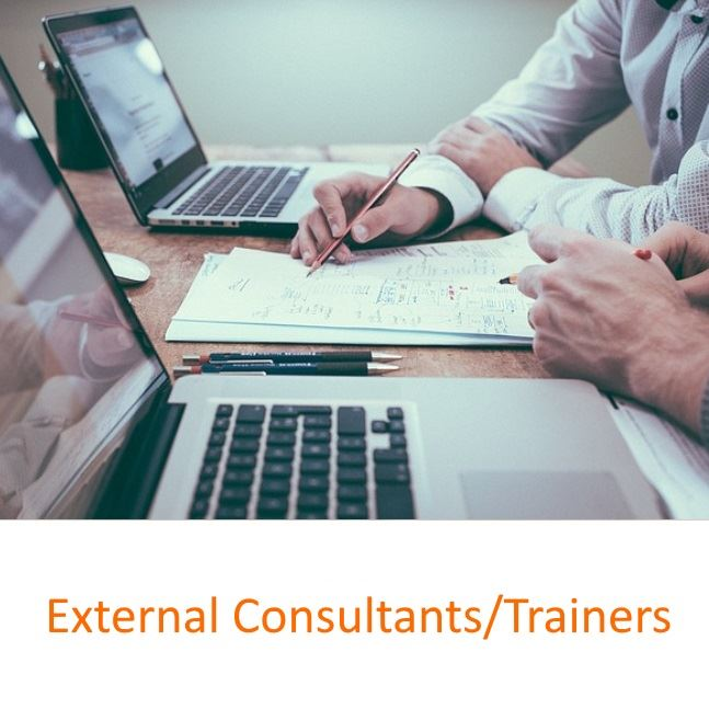 External Consultants SIG